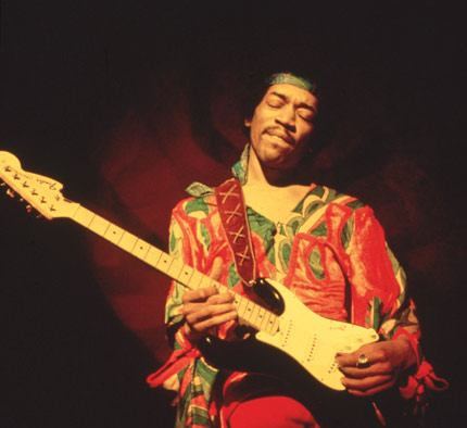 For the love of Jimi Hendrix